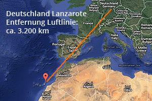 Insel Lanzarote Allgemeine Informationen Uber Lanzarote