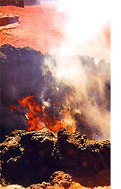 lanzarote timanfaya nationalpark feuerberge lava vulkane kamelreiten. Black Bedroom Furniture Sets. Home Design Ideas