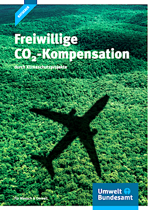 Download UBA Broschüre CO2-Kompensation